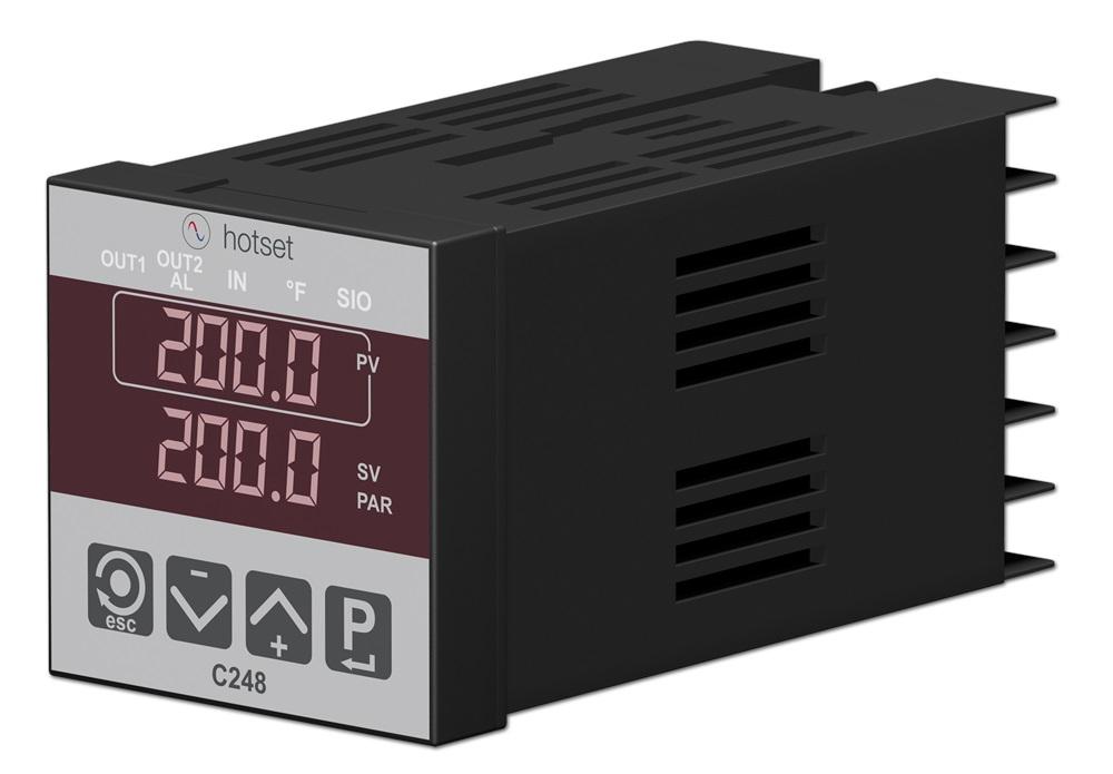 Temperaturregler - hotcontrol