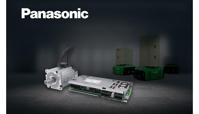 Moderní servomotory Panasonic MINAS A6V i pro DC sítě