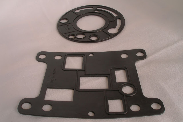 PLATE RUBBER GASKETS