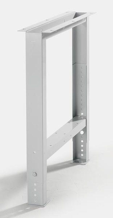 Stabile Stahlblechkonstruktion für langlebigen Industrieeinsatz Einsatz: Fertigung, Industrie, Werkstatt, Montage etc. S