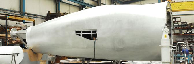 Mecanizados para el sector de aeronáutica. Trabajamos siempre desde un exigente sistema de seguimiento de plazos y atenc