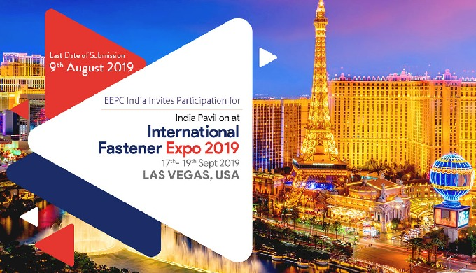 India Pavilion at International Fastener Expo 2019