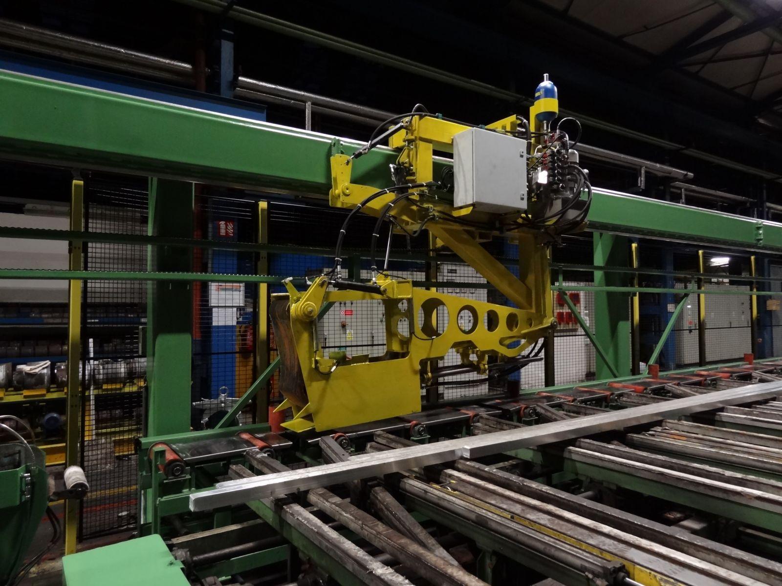 Výroba a dodávka strojů a strojních zařízení, manipulátorů, dopravních linek a jednoúčelových strojů v průmyslu