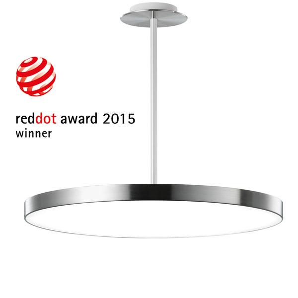 Raumleuchte VIVVA erhält Red Dot Design Award 2015
