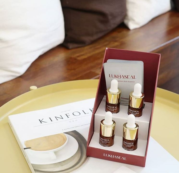 LUKHASEAL - Secret Treatment Rich Essence Kit