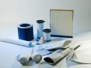 Lanz-Anliker konfektioniert Filtermedien aus Nadelfilz und -vlies. Diese Produkte werden sowohl in der Trocken- als auch