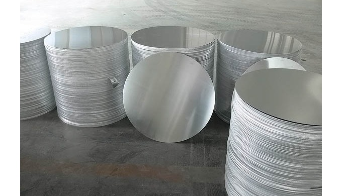 Aluminum circle Disc sheet for cookware 1050 1060 3003