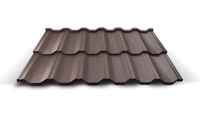 Modular Roof Sheet Hornval G1. Designed for the construction of garden arbors.