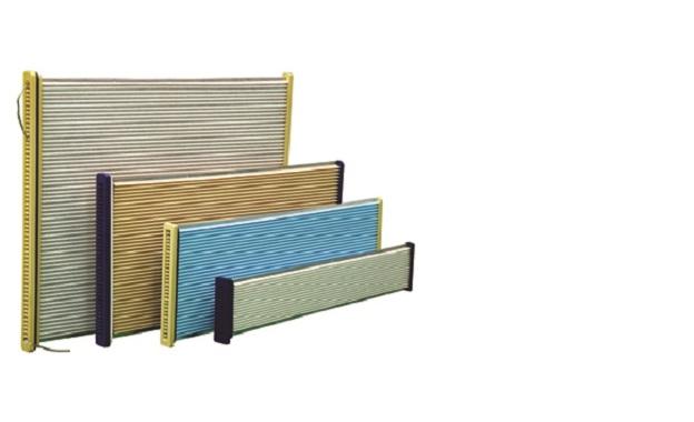 Filtrační panely pro laserové pálící stroje Trumpf, s filtrační jednotkou  Handte, Keller