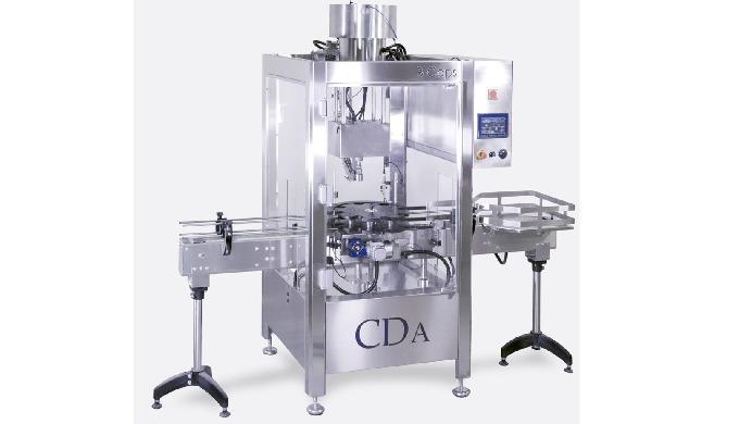 Conçue par CDA, la B-Caps est une capsuleuse automatique, pour tout format de capsules de bouteilles de bière, de jus de