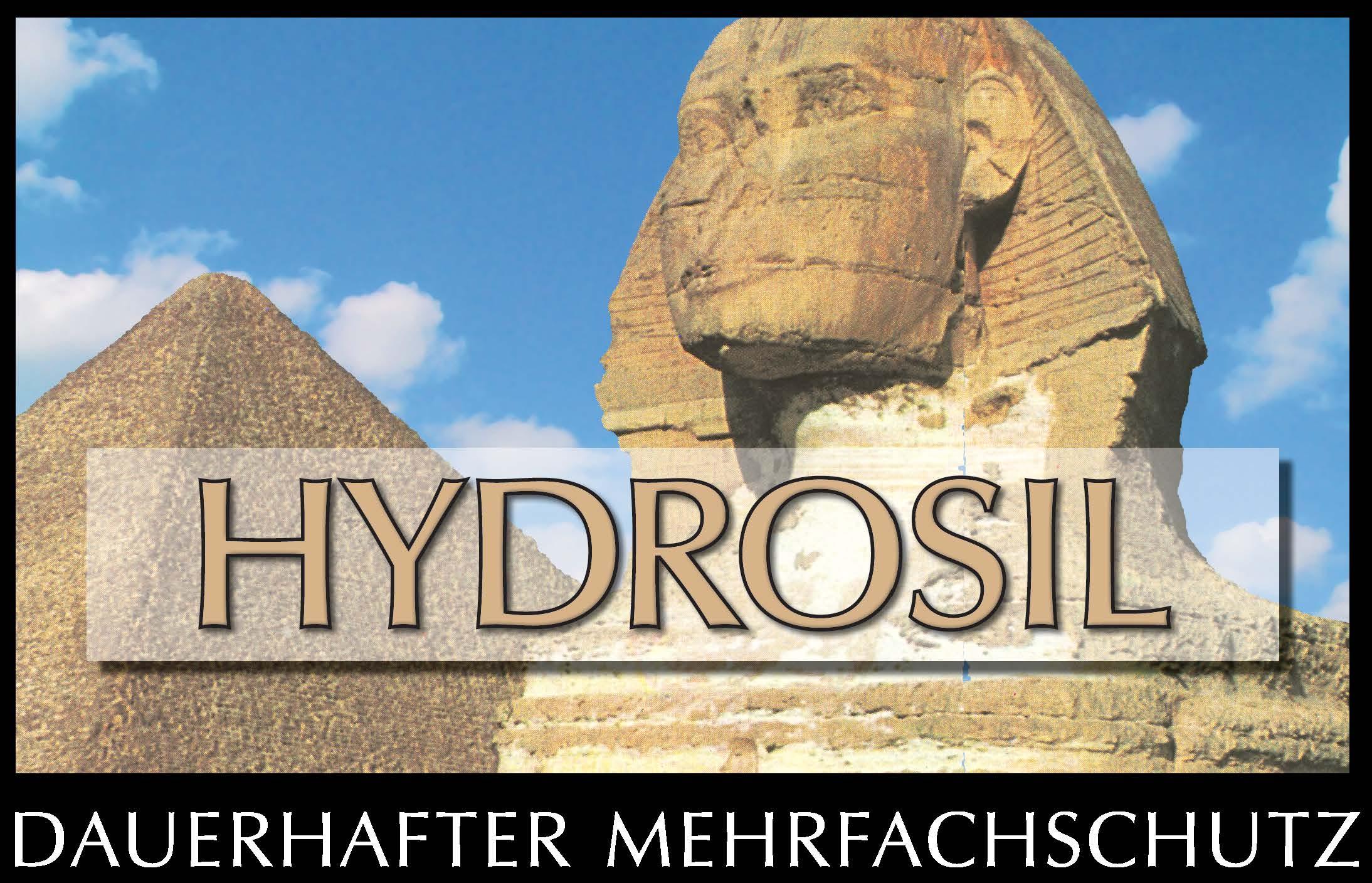 Hydrosil aussen  -  wässrige Siliconharz-Fassadenfarbe