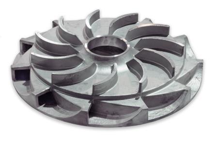 Vysoce jakostní odlitky z ušlechtilých ocelí pro výrobce čerpadel