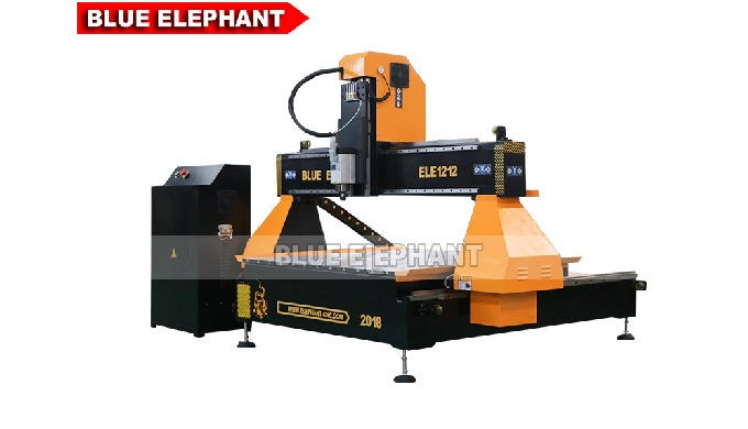 Machine de sculpture sur bois CNC ELECNC-1212 Desktop 3 axes