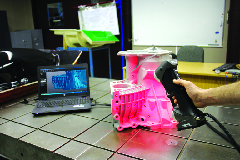 The HandySCAN 3D™ handheld scanners of new generation have been optimized to meet the needs of product development and e
