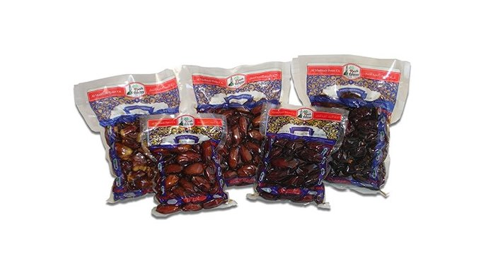 Vacuum Packed Dates