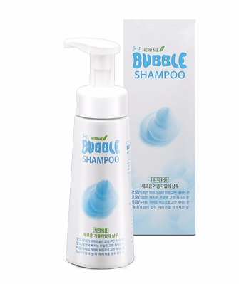 Bubble Shampoo