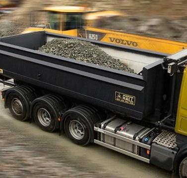 CMT utvecklat lastbilsflak som gör transporter mer effektiva.