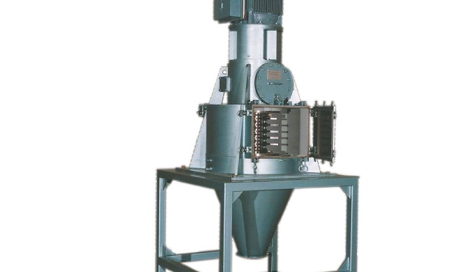 The Hosokawa Micron Vertical Disintegrator is used for the size reduction of fine, coarse, wet, moist or dry materials i