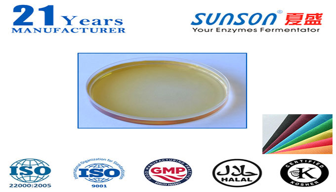 Introduction: Conzyme®N-3000 is a high concentrated neutral cellulase preparation, which is designed specially for denim
