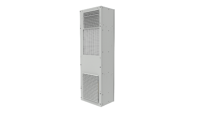 Complete range of air conditioners for telecommunication shelter and other Outdoor Cabinets. Predator Evolution is avail