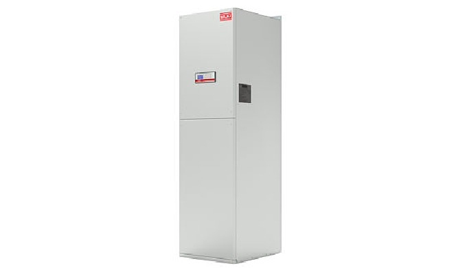 TelAir 2 units are designed for installation in telecommunication containers and equipment rooms. As they are installed