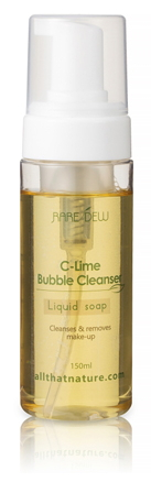 C-Lime Bubble Cleanser