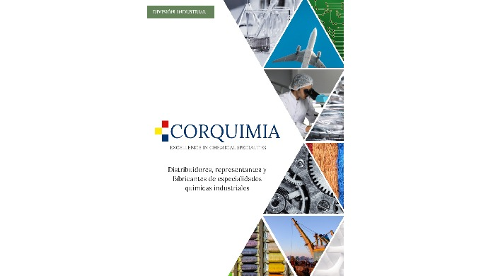 Nuevo catalogo 2019 de la división Industrial