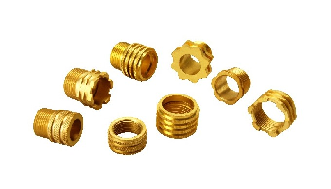 Buy Brass PPR Inserts in India from Fenix Metal Link who is one of the leading manufacturers, supplier and exporter of b