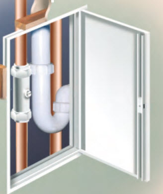 PANELCRAFT ACCESS PANELS have developed the TRADPAN RANGE to provide an effective solution to gain access to building en