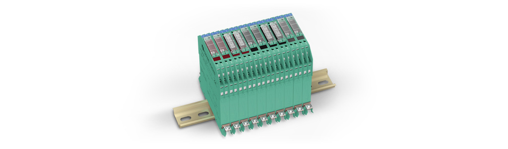 Zener barriers provide cost saving Ex-protection for various applications in process automation systems. The amount of e