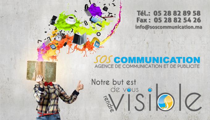 Agence de communication à service complet, journal mensuel de petites annonces et de publicité, conception graphique, re