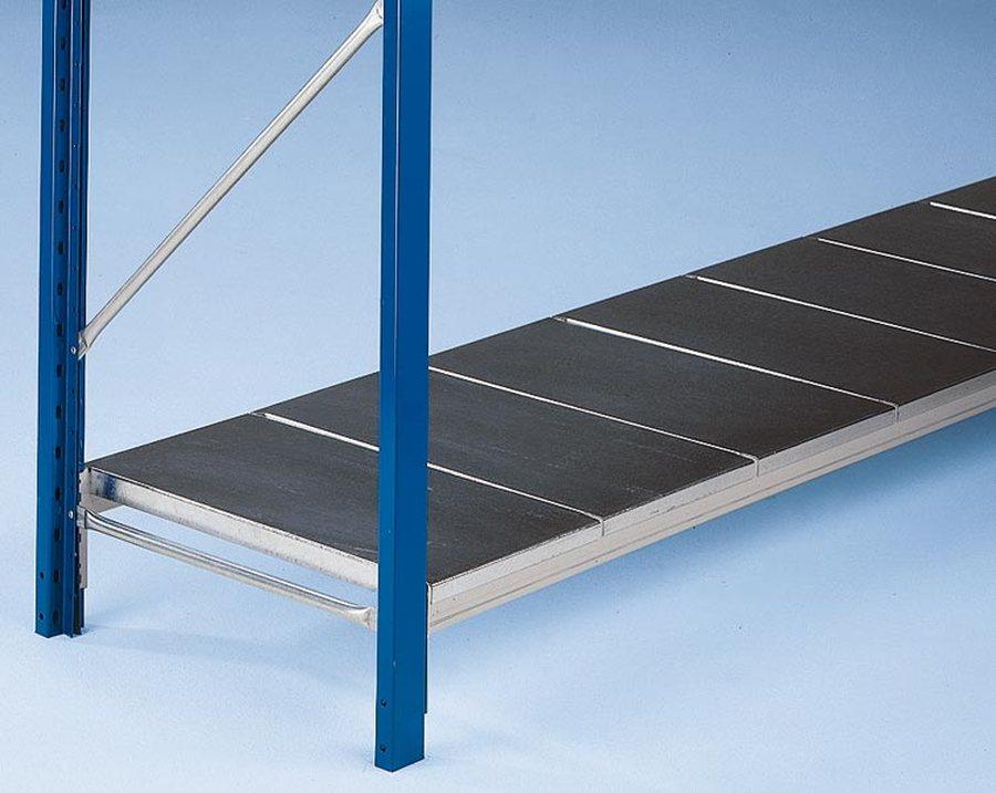 Traversenlänge 2100 mmFachebenen mit glatten, verzinkten Stahlauflagen. Traversenhöhe 55 mm. So bestellen Sie: 1. Länge,