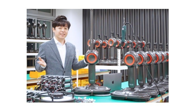 "Ujung Jeong CEO of DNT Inc. ""Aims to the global market by localizing technology"""