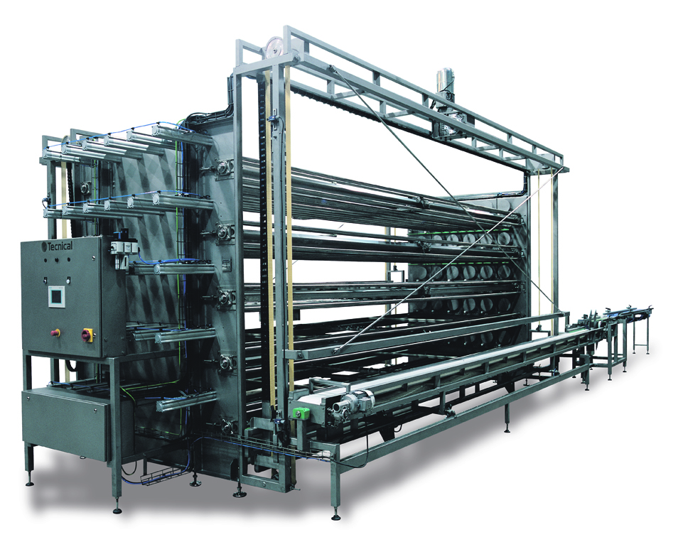 El proceso de prensado es fundamental para conseguir dar la forma definitiva a los quesos y al mismo tiempo es important