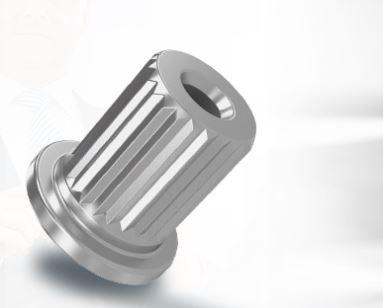 Inserts aus Aluminium kommen in der Praxis überwiegend in Kunststoff zum Einsatz. Hier dienen sie zur Versteifung von Ba