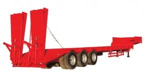 Véhicules conçues pour le transport de charges uniformément réparties – Ils ne peevent être utilisés pour des charges lo