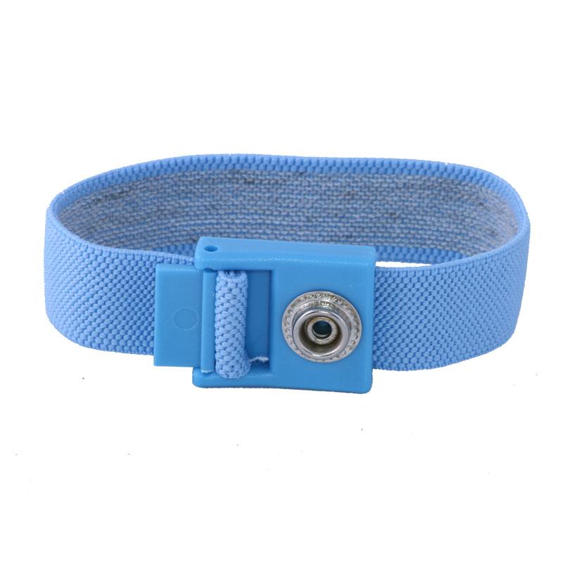 Bracelets conducteurs anallergiques réglables