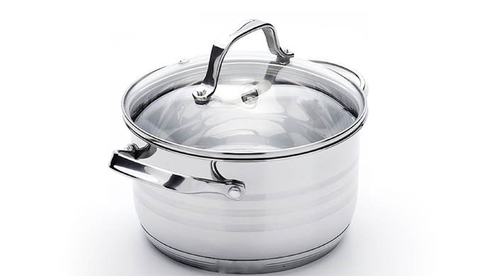 stainless steel pot JLKP-13