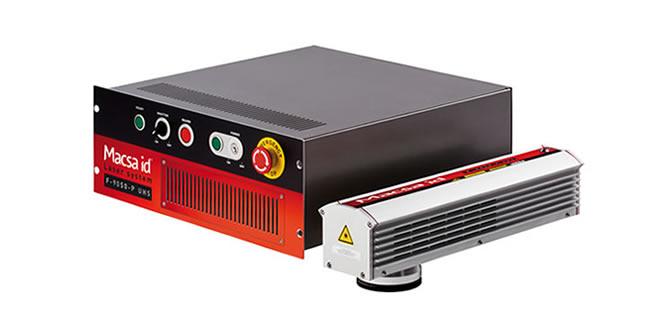 Sistema de marcaje láser: F-9000 Pulsado