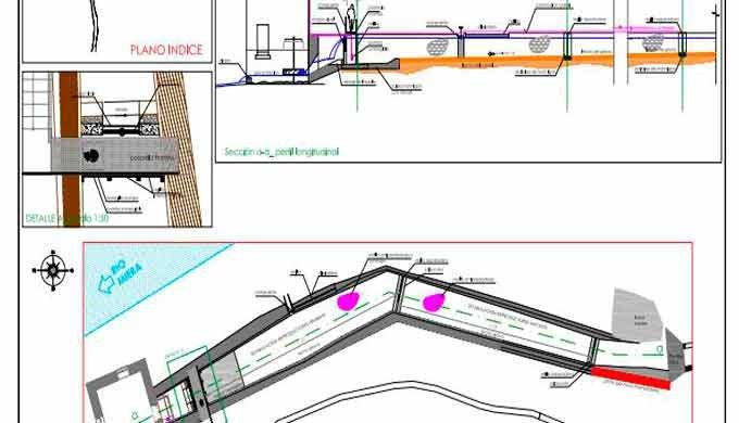 ADRA cuenta con ingenieros y técnicos con experiencia en la redacción de proyectos y dirección de obra de infraestructur