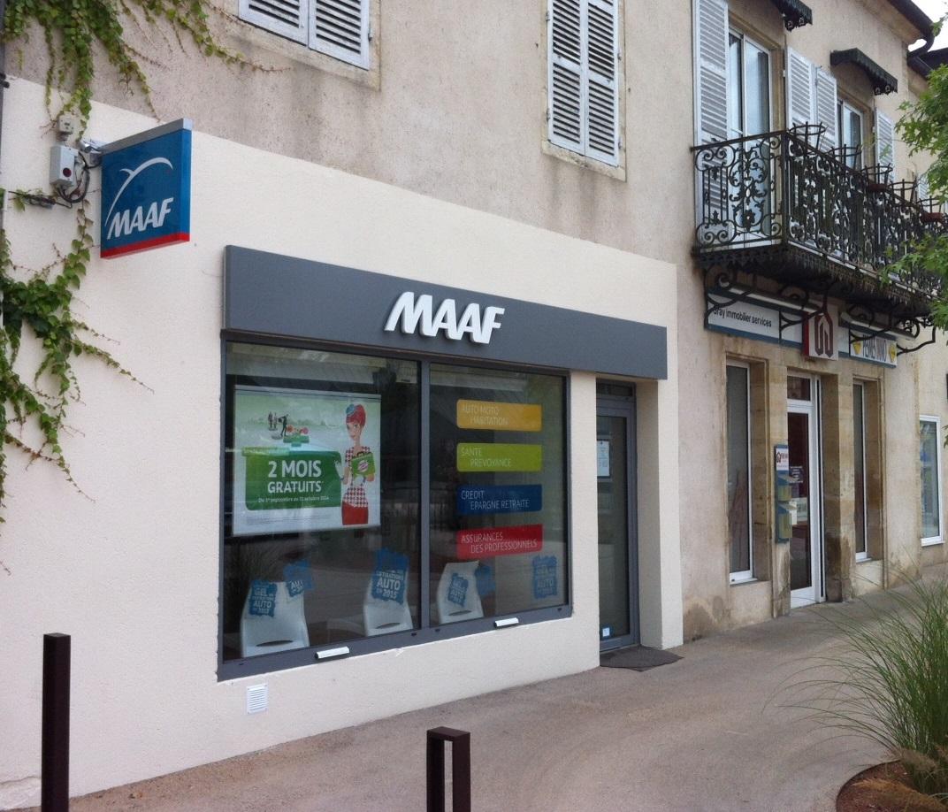 Actif Signal réponds à vos besoins en enseigne multisite sur l'ensemble de la France. Partenaire Enseigniste de Marionna