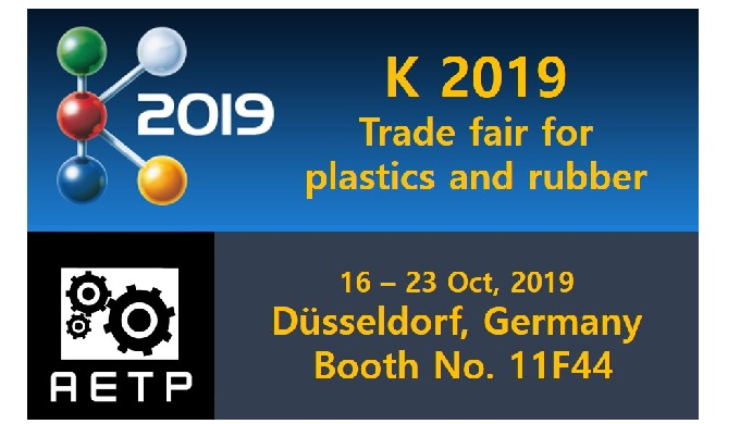 Participation to K 2019(Trade fair for plastics and rubber)
