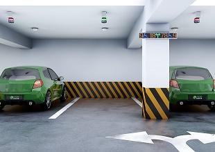 Informační a navigační systém je určen k monitorování a informování o aktuální obsazenosti jednotlivých parkovacích stán