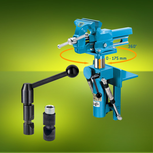The GN928 is a clamping device to be incorporated into equipment mountings, e.g. machine vice or similar, where frequent