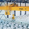 From light crane solutions for small workshops to integrated intralogistics concepts for large manufacturers: we supply