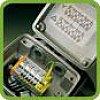 Blocs de bornesBornes de raccordement avec connexion CAGE CLAMP® S pour réduire les coûts de connexion des dispositifs é