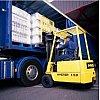 Les séries A1.00-1.50XL, 3 roues, chariots à contrepoids électriques Econome, ce chariot électrique répond aux exigences