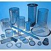 Kovové drátěné filtry, kovová filtrační síta