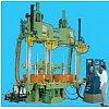 Coupeuse tissus textile Machines de confection (Pneus Conventionnels & Radiaux)Presses Mécaniques Presses Hydrauliques T