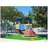 Concept :L'aire de jeux Piccolo, destinée aux enfants de 2 à 6 ans, est idéale pour les écoles, parcs, habitats collecti